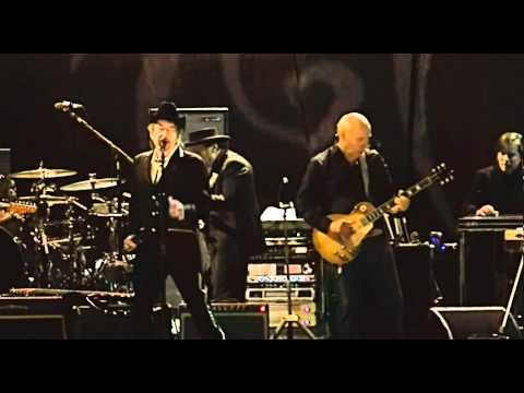 Bob Dylan & Mark Knopfler: Things have changed