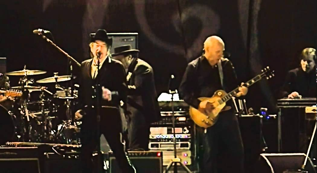 Bob Dylan Mark Knopfler Tour