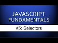 [Learn Code]Javascript Selectors - Javascript Tutorial for Beginners With Examples