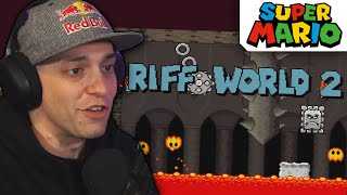 NO ONE can beat this Mario Hack! | Riff (Part 1) Super Mario World ROM Hack