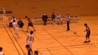 平成28年度関東クラブバスケットボール選手権大会神奈川県予選会 決勝 HappyPeople vs 横浜GIGA Spirits