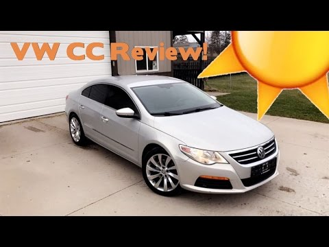 2011 VolksWagen CC 2.0T Review! || Ups & Downs! || {Must See}