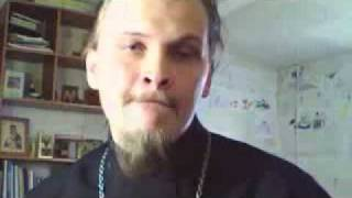 Видеообращение о. Александра, Хорольского священника