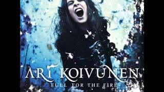 Ari Koivunen - Piano Man [Bonus track from Fuel For The Fire]