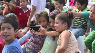 UNA MIRADA AL BARRIO - Proyecto Social de NJI Group