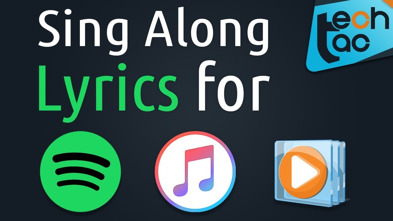 How to get LIVE SING ALONG LYRICS on Spotify Desktop and Mobile (2018)