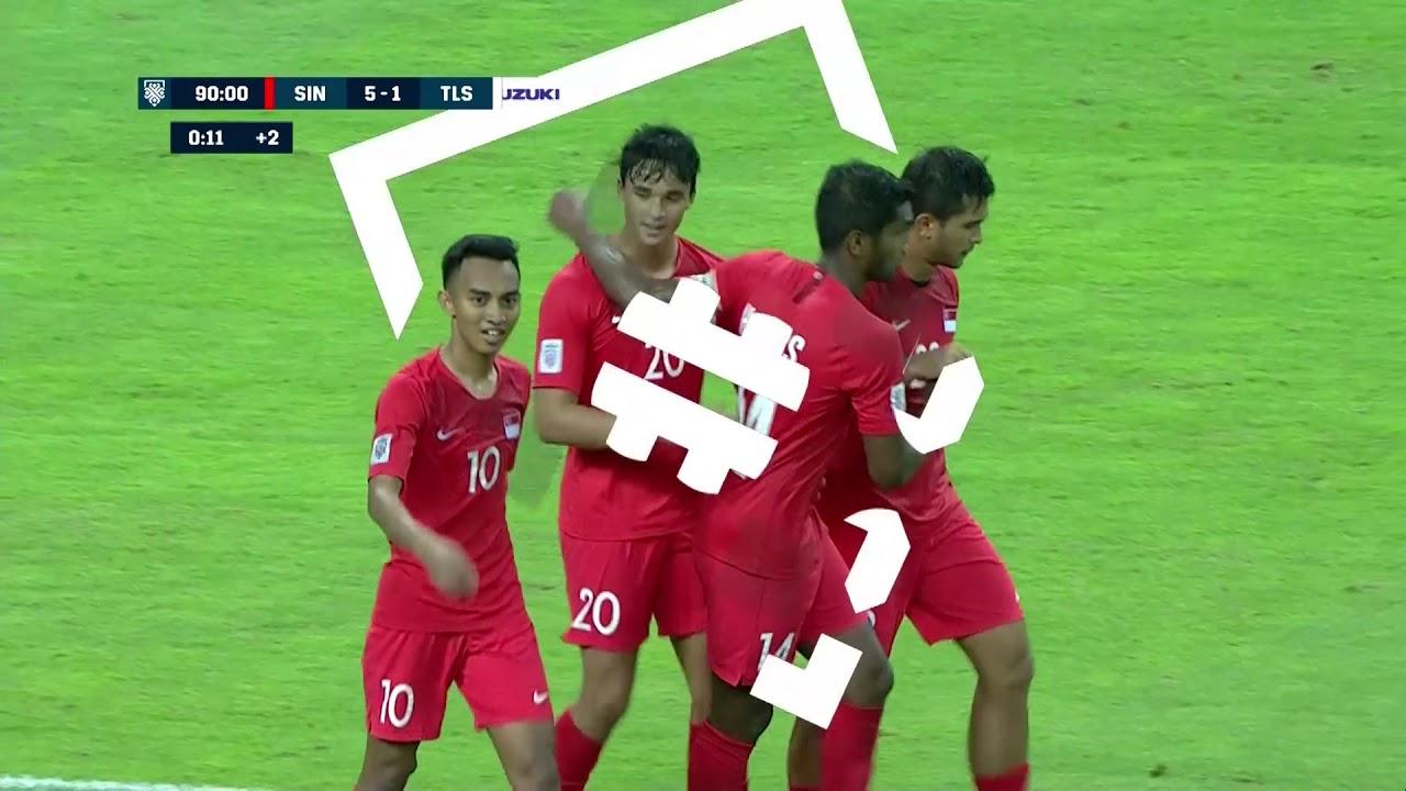 Set-piece wizard Zulfahmi praises Lions team-mates – Football
