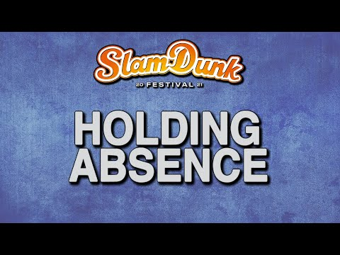 Holding Absence Interview Slam Dunk Festival 2021