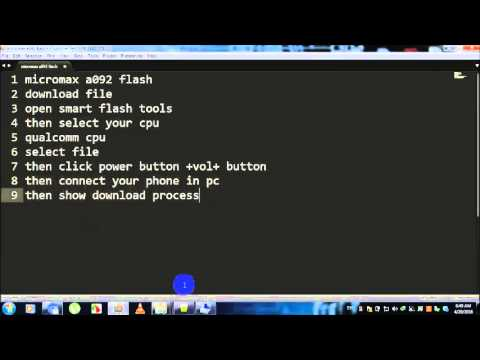 How to flash Qualcomm cpu Without Box