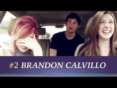 Vining and Driving with Brandon Calvillo