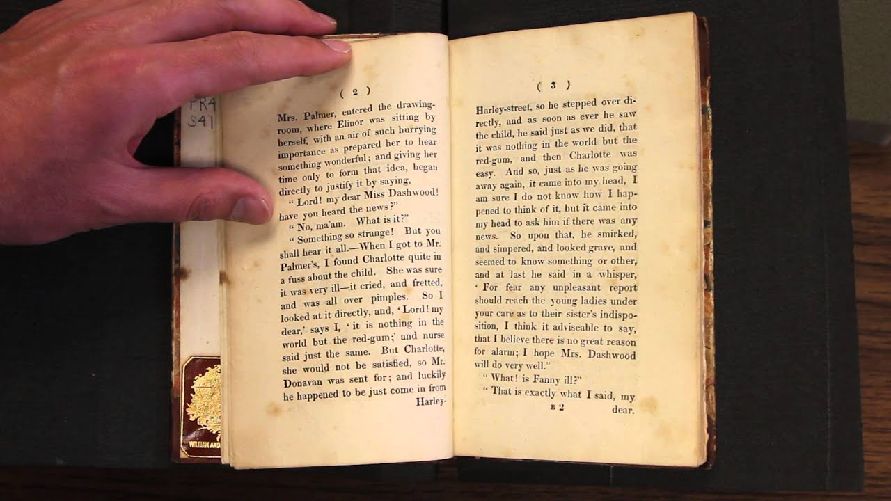 first edition jane austen books