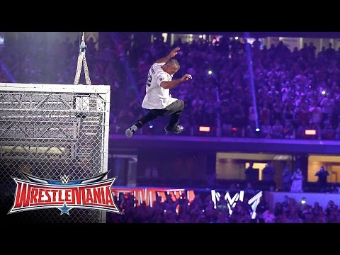 Thumbnail: Shane McMahon vs. The Undertaker - Hell in a Cell Match: WrestleMania 32 on WWE Network