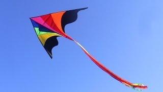 ✅Видео полёт на воздушном змее