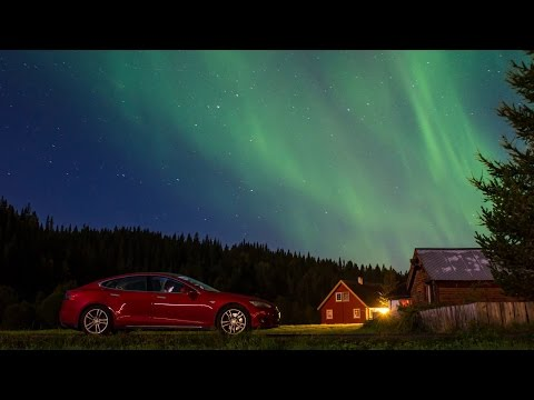 #10 Tesla Model S videos: Trollstigen and Geiranger