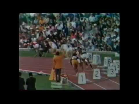 200m(WR)Smith/Norman/Carlos:1968 Olympics,Mexico City