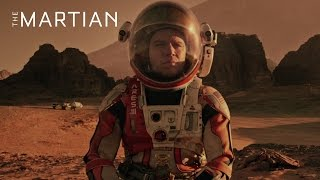 "The Martian | ""On My Side"" TV Commercial [HD] 
