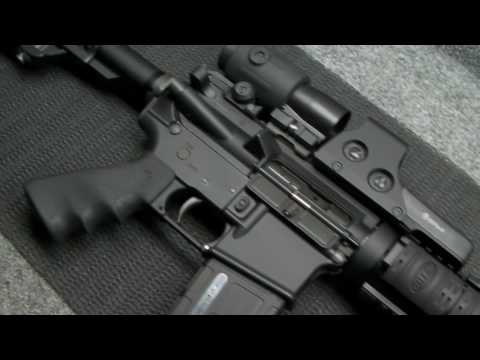 DPMS AR-15 SETUP