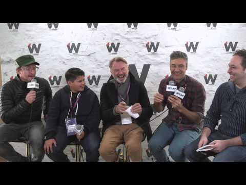 'Jurassic Park' Star Sam Neill and 'Thor: Ragnarok' Director Taika Waititi Recreate Famous Scene