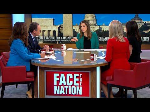 Face the Nation - Reid, Landler, Kim