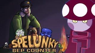 [Vinesauce] Vinny - Spelunky (bep counter)