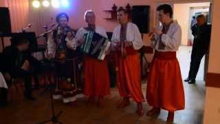 Артисти колективу «Ворскла» побували на словацькому весіллі