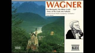 WAGNER - Entry of the Gods into Valhalla (Czecho-Slovak Radio Symphony Orchestra - Uwe Mund)