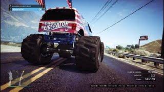 Grand Theft Auto V: Carrera de Liberators