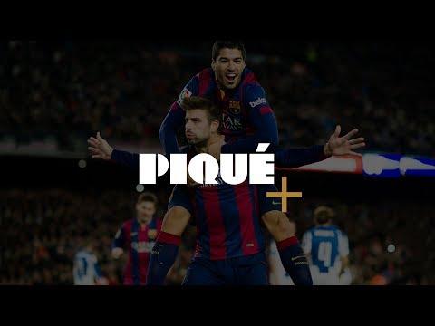 Gerard Piqué Talks World Cup with Luis Suárez | Piqué+