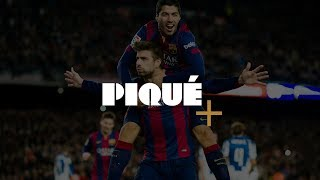 Gerard Piqué Talks World Cup with Luis Suárez | Piqué+