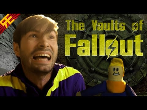 The Vaults of Fallout (Live Action Parody Music Video)