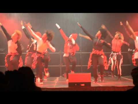 Work it Out by Tye Tribbett - LifeLine Dance Ministry