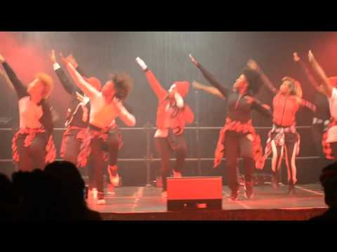 Work it Out by Tye Tribbett - LifeLine Dance Ministry