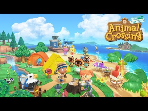 Travis Plays Animal Crossing: New Horizons- A Tour Of Cool Town