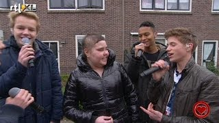 Mainstreet voor zieke Sanne - ALL YOU NEED IS LOVE