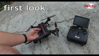 MJX Bugs 8 Review--Racing Drone 250mm