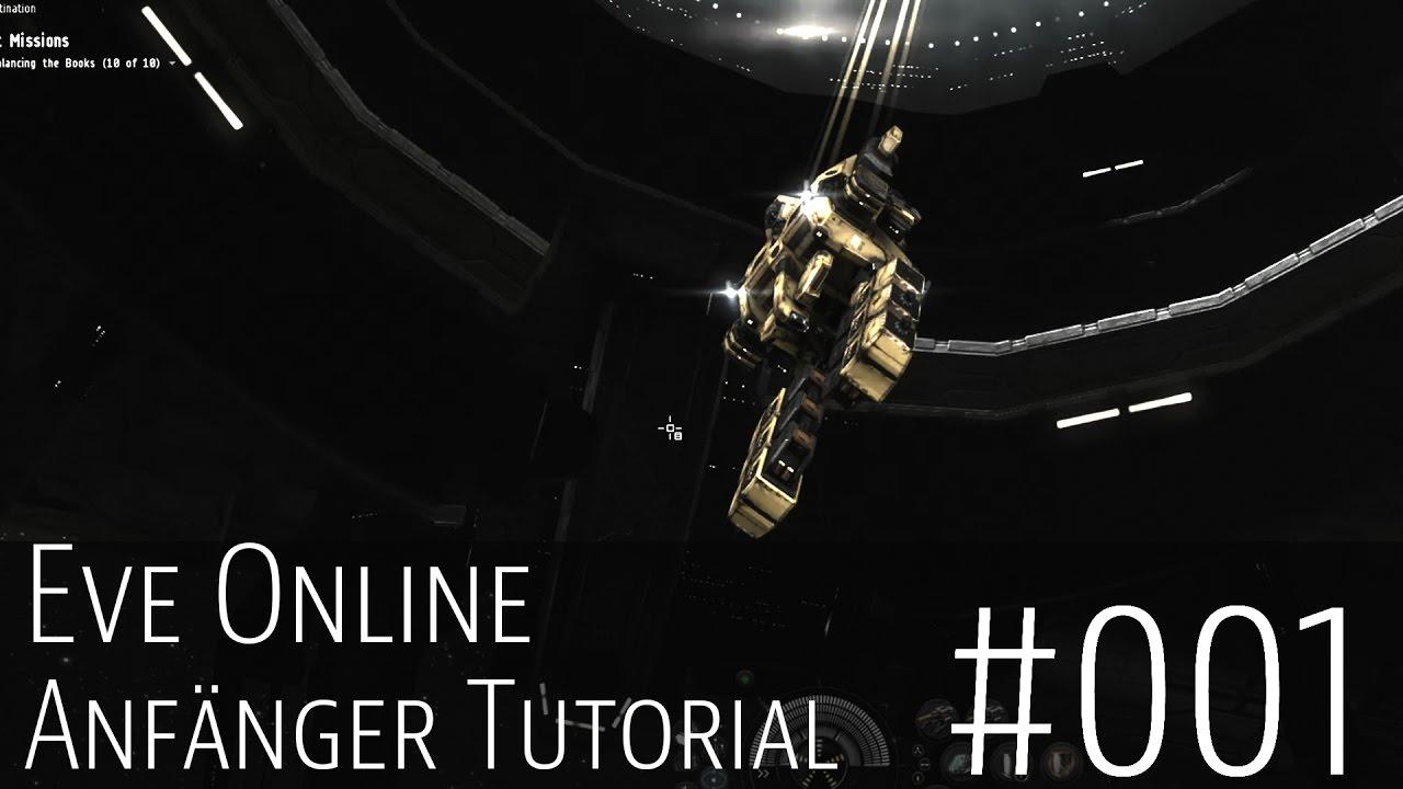 EVE Online Anfänger Tutorial \