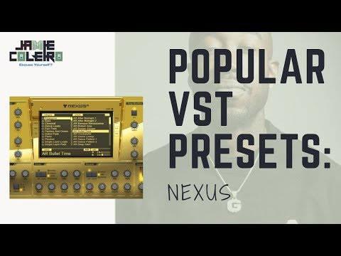 Freddie Gibbs - Murda Dem | Nexus Preset | [I Found those VST Presets #23]