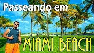 Passeando Em Miami Beach
