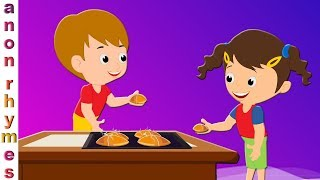 Educational Videos For Kids | Hot Cross Buns | Nursery Rhymes For Toddlers | Baby Song By Super Kids