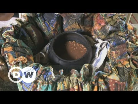 Zimbabwe: From plastic waste to hot meals | DW English