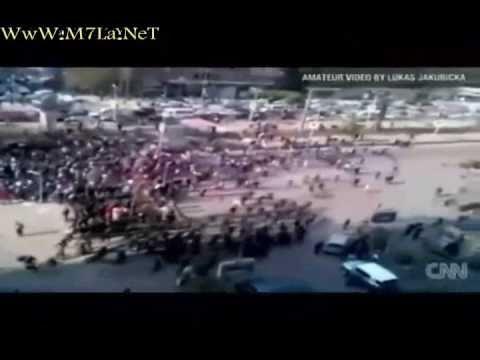 مذبحة شهداء ثورة 25 يناير