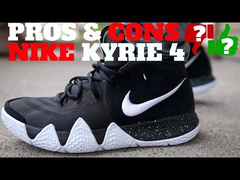 PROS and CONS: NIKE KYRIE 4 Review After Wearing