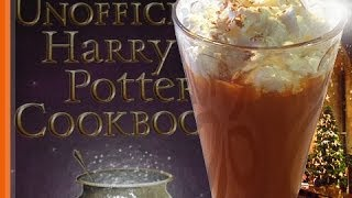 How To Make Harry Potter's Wizarding World Pumpkin Juice By: Food Luv Bites