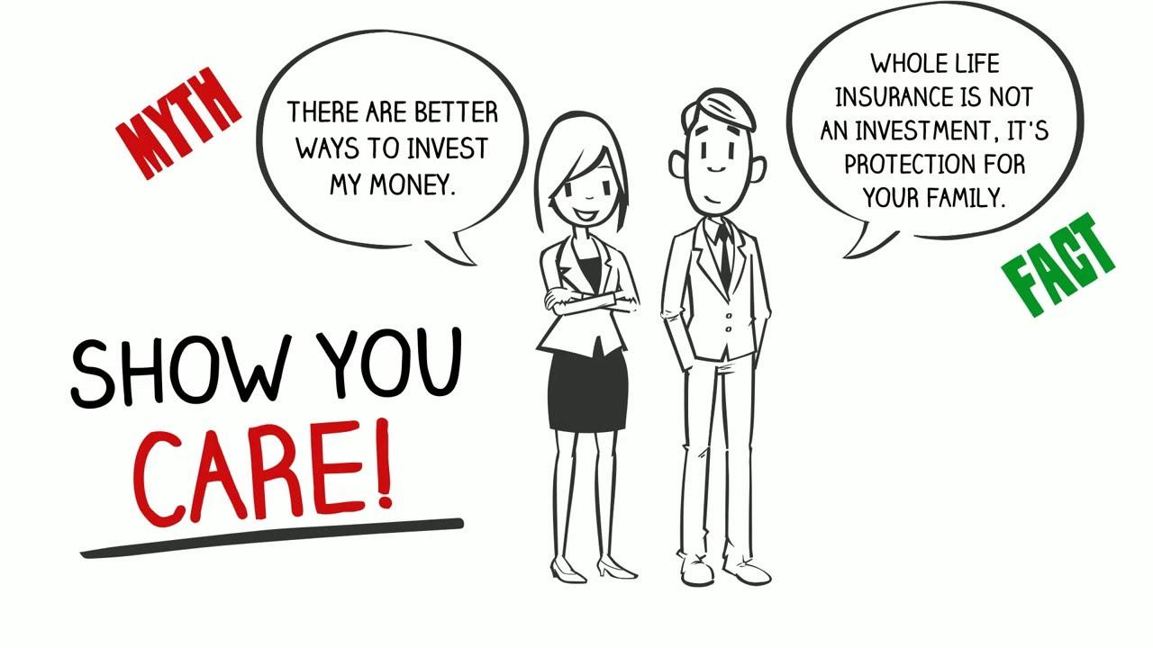 Whole Life Insurance: Myths & Facts - YouTube