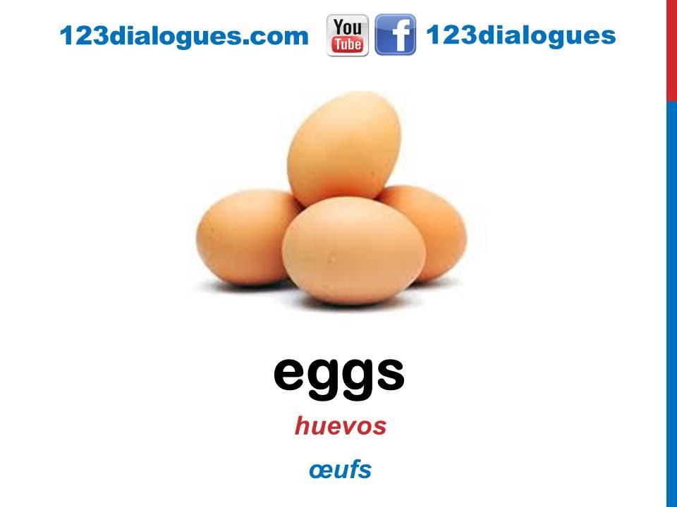 Curso de ingl s 32 los alimentos en ingl s comida vocabulario clases de ingl s f cil - Alimentos en ingles vocabulario ...