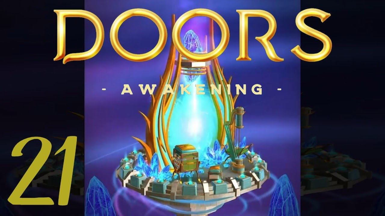 Doors Awakening Level 21 Follow The Light Walkthrough All Gems And Note Youtube