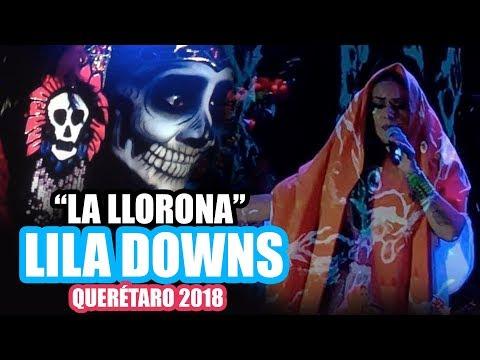 LILA DOWNS | La Llorona feat. Erik de Luna (Estadio Corregidora de Querétaro)