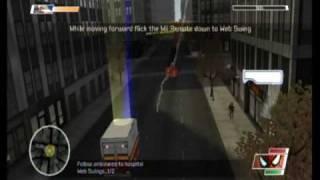 Spider-Man: Web of Shadows Walkthrough Part 2 (Wii)