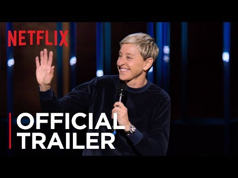 Francesca - Netflix Just Dropped A Trailer For Ellen's New Stand Up Special!