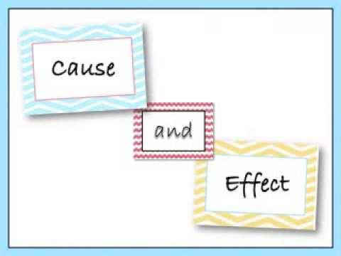 Cause and Effect - Topic